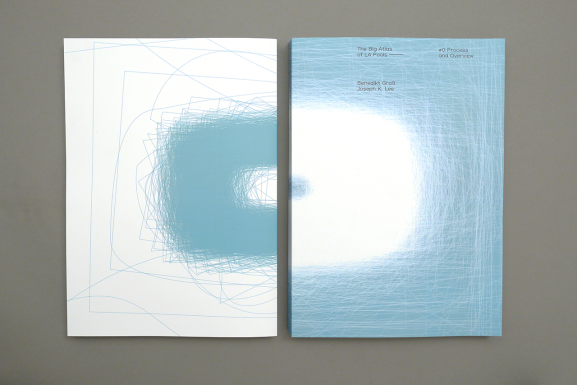 Covers show all shapes of the swimming pools overlaid