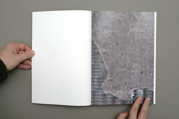 Aerial Imagery of the study area of the specific book, here all of LA